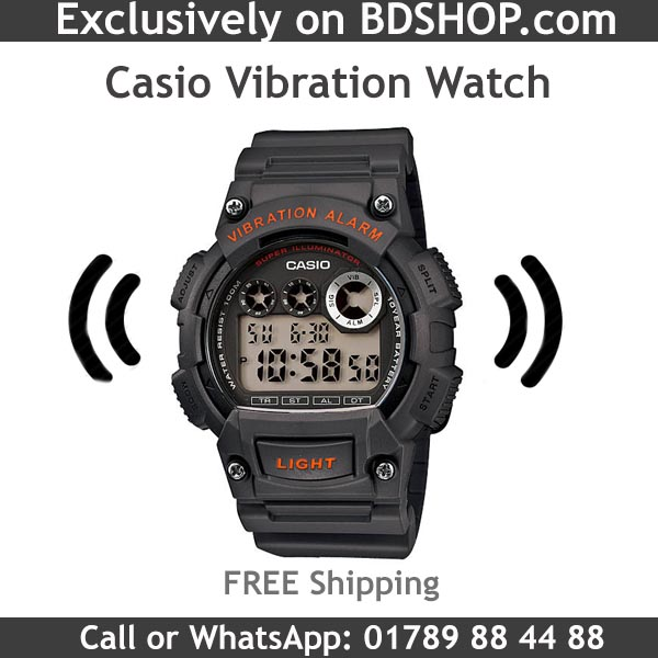 Casio Vibration Watch