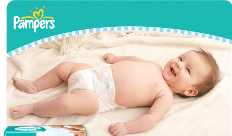 Pampers in Bangladesh