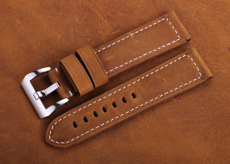 Leather watch wrist belt in BD
