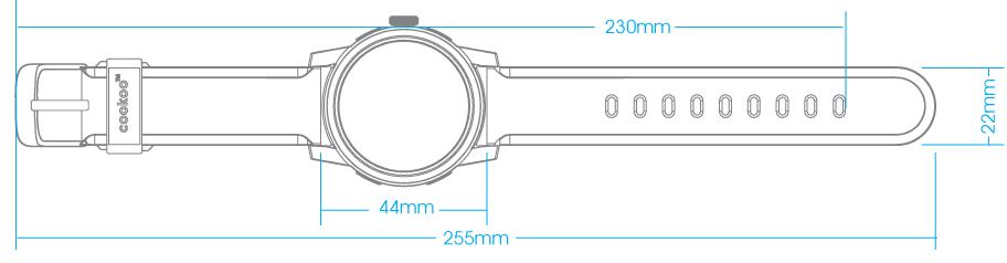 WatchBand Length