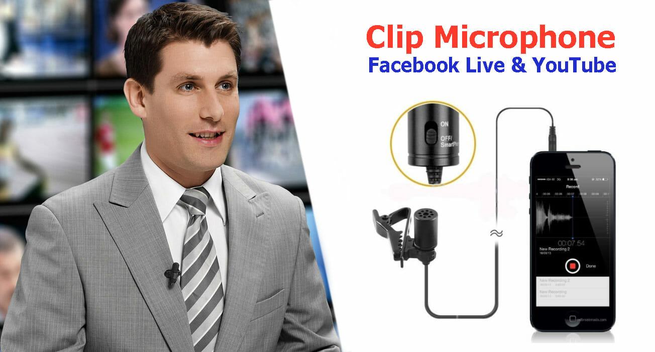 Clip Microphone